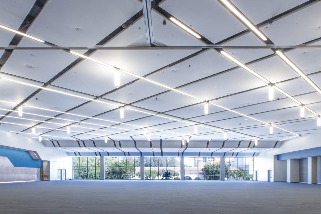 Eurospan Acoustical Ceiling System - San Jose Convention Center